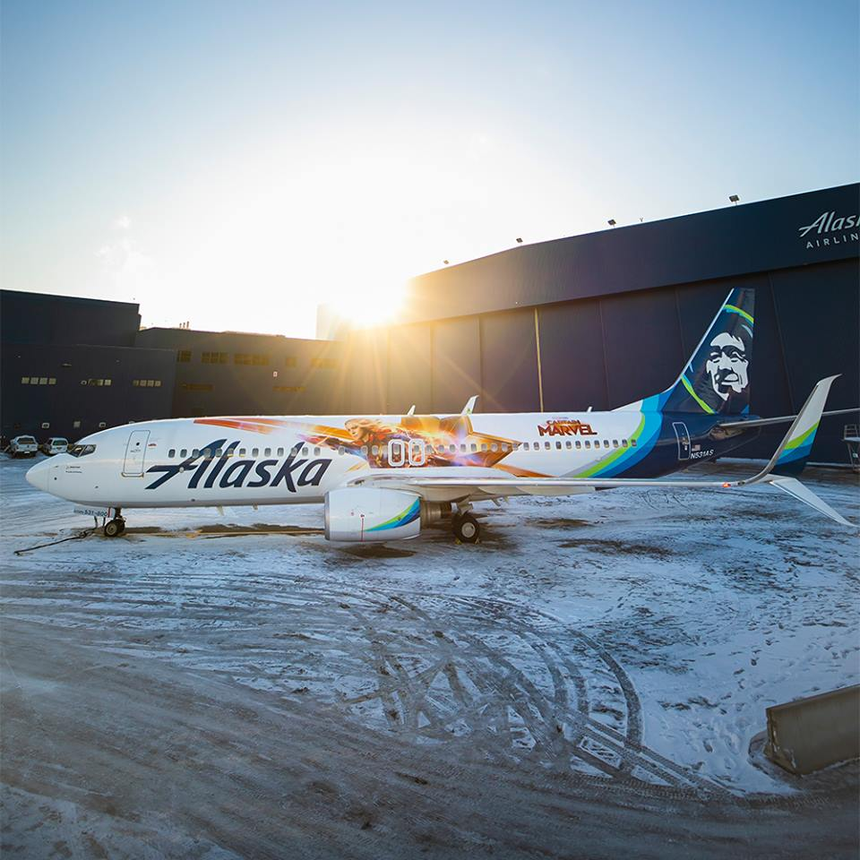 Alaska Airlines Sweepstakes: Win a trip to the premiere of Captain