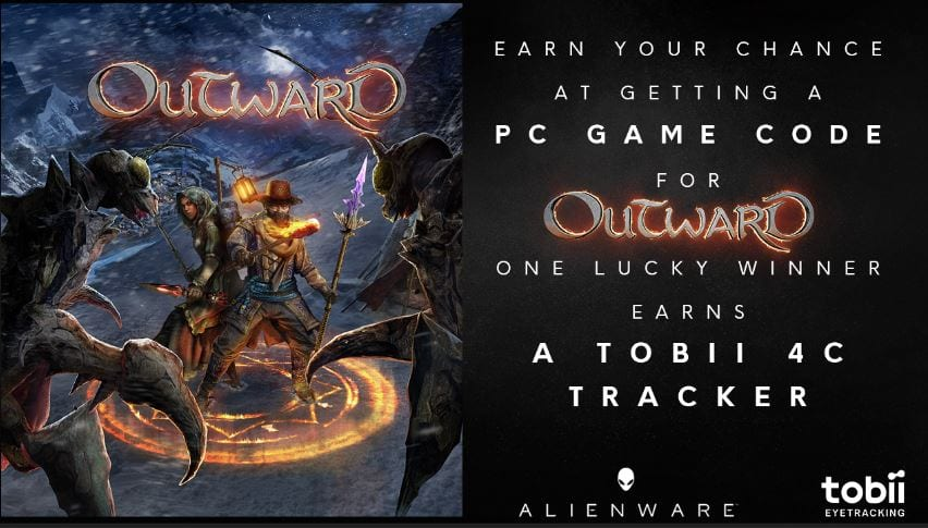 Alienware's Outward Giveaway: Win an Outward Game code and a