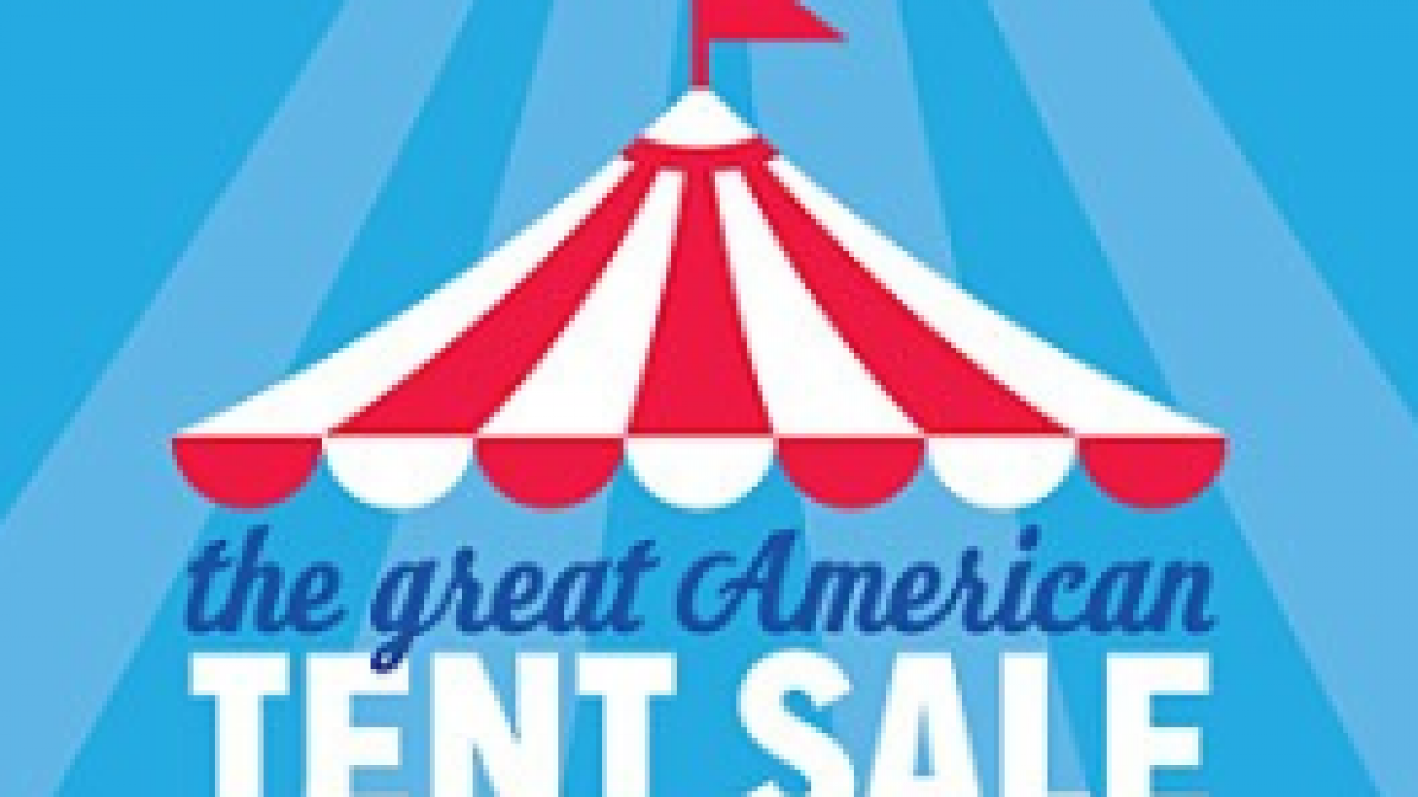 Kmart Great American Tent Sale 2019 Deals