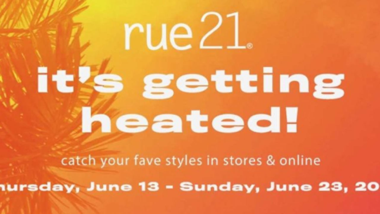 picture regarding Rue 21 Coupons Printable named Rue21 coupon code: Up towards $30 off upon your full invest in