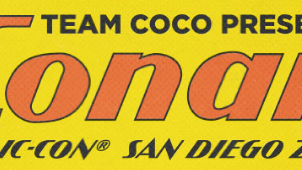 Conan Comic-Con 2019 Giveaway: Enter the Conan POP! Code and win