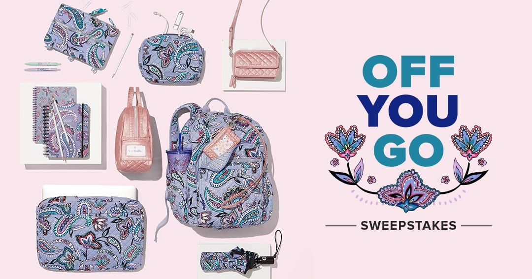 menstrual cup giveaway 2019 vera bradley fall 2019 sweepstakes win 1 of 10 back to 1172