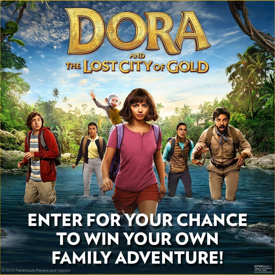 Harkins Theatres Dora and the Lost City of Gold