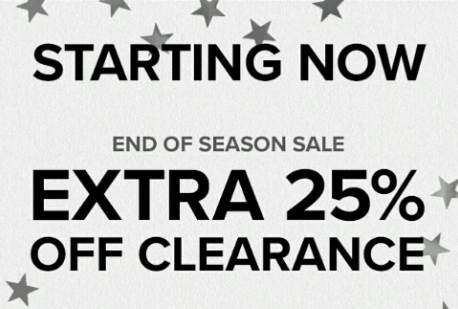 Converse End of Season Sale: Extra 25% off all clearance